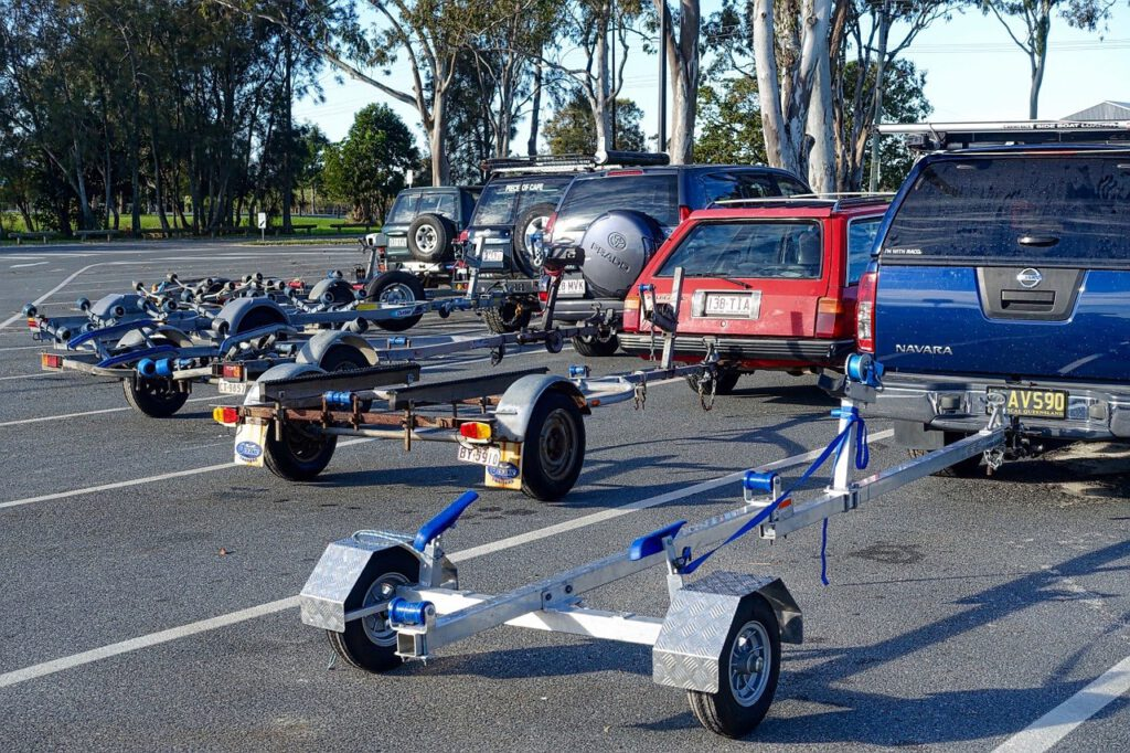 Buying Secondhand Boat Trailer Getfished
