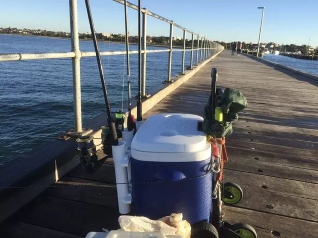Fishing Trolley – Free, Easy Step By Step Diy Guide To Make Your Own At Home